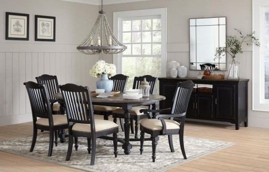 Coaster Harlingen Black Arm Chair Available Online in Dallas Fort Worth Texas