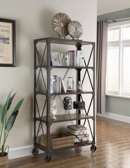 Coaster Bluefie Bookcase Available Online in Dallas Fort Worth Texas