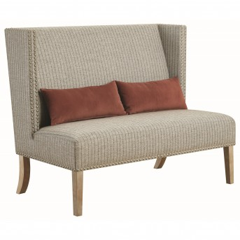 Coaster Manhattan Grey Accent Chair Available Online in Dallas Fort Worth Texas