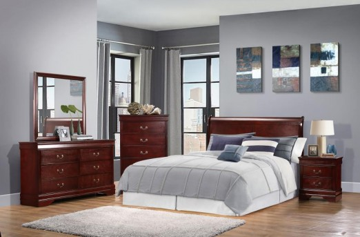 Coaster Louis Philippe King Headboard Available Online in Dallas Fort Worth Texas
