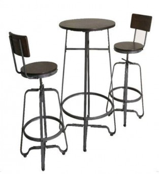 Coaster Jack 3pc Bar Unit Set Available Online in Dallas Fort Worth Texas