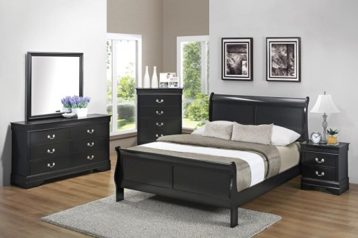 Coaster Louis Philly 5pc Full Bedroom Group Available Online in Dallas Fort Worth Texas