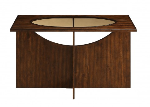 Homelegance Akita Cherry Sofa Table Available Online in Dallas Fort Worth Texas