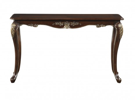Homelegance Croydon Cherry Sofa Table Available Online in Dallas Fort Worth Texas