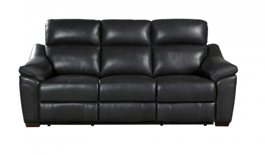 Homelegance Renzo Grey Power Reclining Sofa Available Online in Dallas Fort Worth Texas