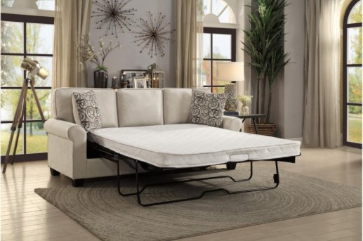 Homelegance Selkirk Sand Sleeper Sofa Available Online in Dallas Fort Worth Texas