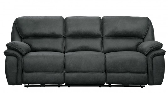 Homelegance Hadden Grey Double Reclining Sofa Available Online in Dallas Fort Worth Texas