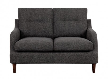 Homelegance Cagle Chocolate Loveseat Available Online in Dallas Fort Worth Texas