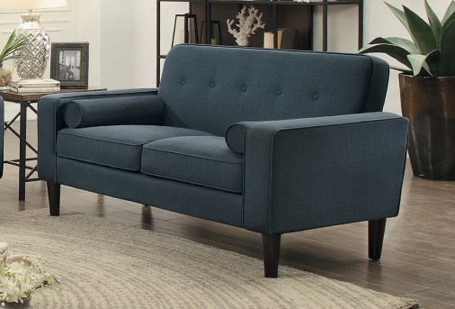Homelegance Corso Grey Loveseat Available Online in Dallas Fort Worth Texas