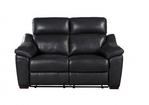 Homelegance Renzo Grey Power Reclining Loveseat Available Online in Dallas Fort Worth Texas