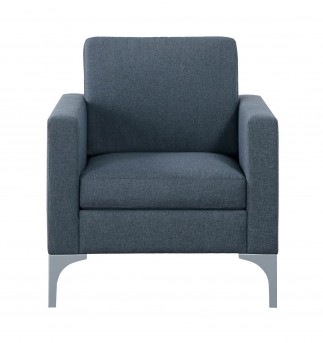 Homelegance Soho Dark Grey Chair Available Online in Dallas Fort Worth Texas