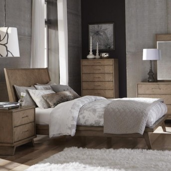 Homelegance Liatris Queen Platform Bed Available Online in Dallas Fort Worth Texas