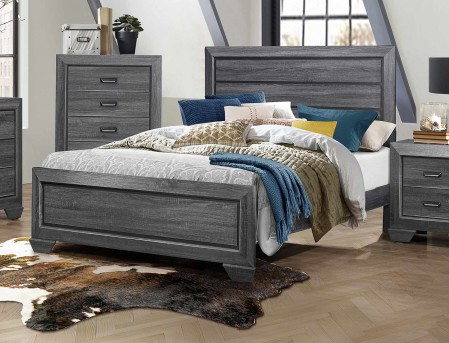 Homelegance Beechnut Grey Queen Bed Available Online in Dallas Fort Worth Texas