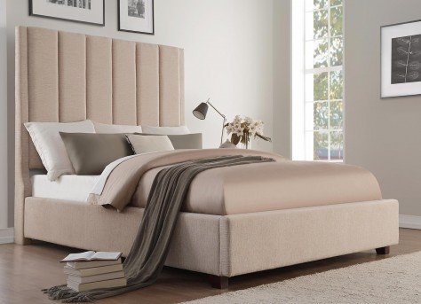Homelegance Neunan Beige Queen Bed Available Online in Dallas Fort Worth Texas