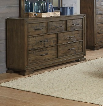 Homelegance Griffon Brown Dresser Available Online in Dallas Fort Worth Texas