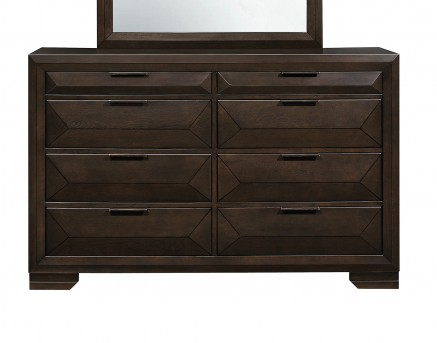 Homelegance Chesky Espresso Dresser Available Online in Dallas Fort Worth Texas