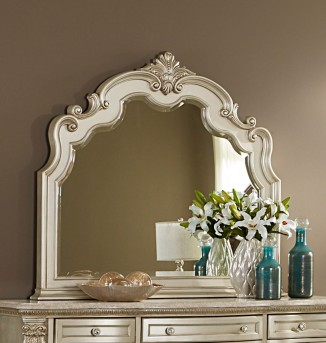 Homelegance Antoinetta Champagne Mirror Available Online in Dallas Fort Worth Texas