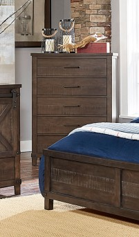 Homelegance Hill Creek Brown Chest Available Online in Dallas Fort Worth Texas
