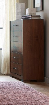 Homelegance Ingrando Walnut Chest Available Online in Dallas Fort Worth Texas