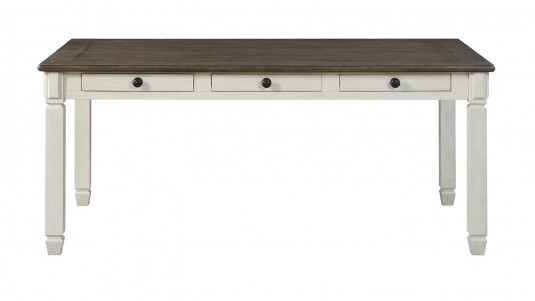 Homelegance Willow Bend White Dining Table Available Online in Dallas Fort Worth Texas