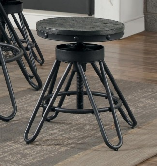 Homelegance Cirrus Grey Barstool Available Online in Dallas Fort Worth Texas