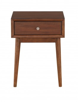 Homelegance Frolic Brown End Table Available Online in Dallas Fort Worth Texas
