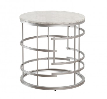 Homelegance Brassica Round End Table Available Online in Dallas Fort Worth Texas