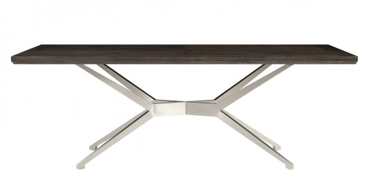 Homelegance Ibiza Oak Rectangular Dining Table Available Online in Dallas Fort Worth Texas