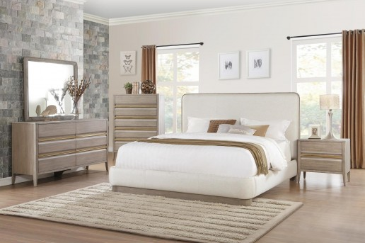 Homelegance Aristide 5pc King Bedroom Group Available Online in Dallas Fort Worth Texas