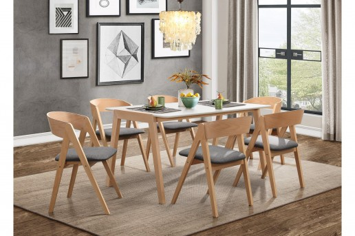 Homelegance Misa 7pc Dining Room Set Available Online in Dallas Fort Worth Texas