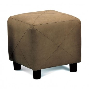 Coaster San Martin Mocha Ottoman Available Online in Dallas Fort Worth Texas