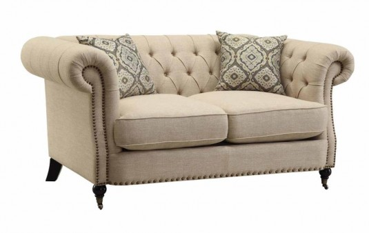 Coaster Trivellato Loveseat Available Online in Dallas Fort Worth Texas