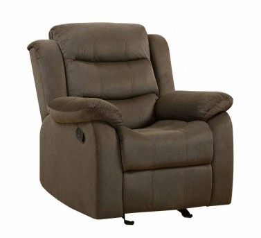 Coaster Rodman Chocolate Motion Recliner Available Online in Dallas Fort Worth Texas