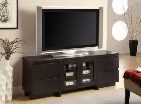 Coaster Brandy Cappuccino TV Console Available Online in Dallas Fort Worth Texas