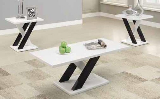 Coaster Neer 3pc Coffee Table Set Available Online in Dallas Fort Worth Texas