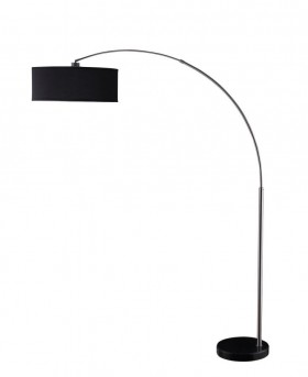 Coaster Black Pendent Shade Floor Lamp Available Online in Dallas Fort Worth Texas