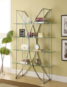 Coaster China Bookcase Available Online in Dallas Fort Worth Texas