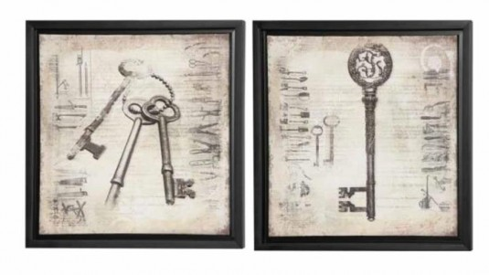 Key To Memory Wall Art Available Online in Dallas Texas