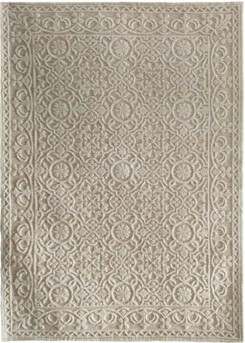 Ashley Beana Ivory/Beige Large Rug Available Online in Dallas Fort Worth Texas