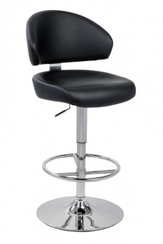 VIG Modrest T1034 Black Barstool Available Online in Dallas Fort Worth Texas