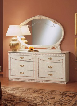 VIG Rossella Glossy Dresser Available Online in Dallas Fort Worth Texas