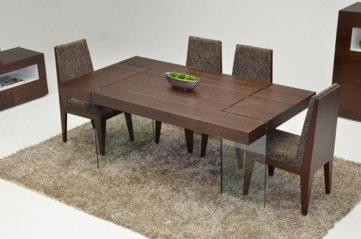 Vig Modrest Aura Floating Dining Table Available Online In Dallas Fort Worth Texas