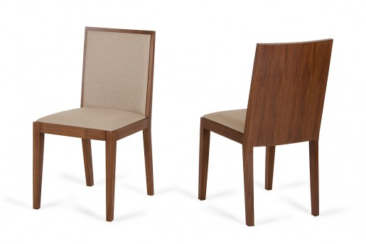 VIG Codex Tobacco & Beige Desk Chair Available Online in Dallas Fort Worth Texas