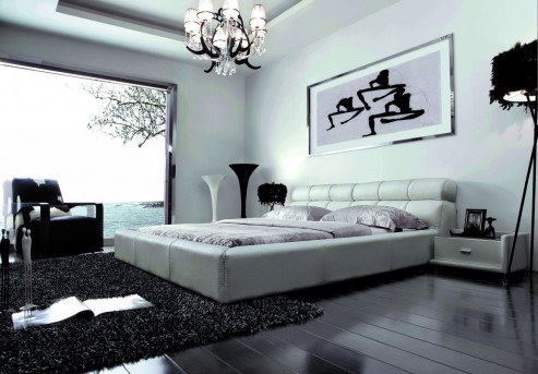 VIG Modrest 400 Eco-leather Bed Available Online in Dallas Fort Worth Texas