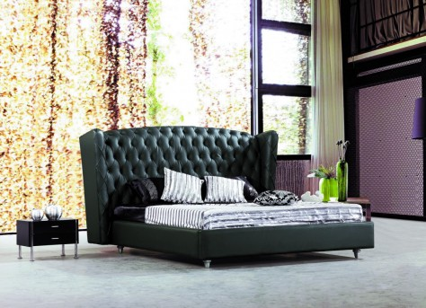VIG Modrest 500 Eco-leather Bed Available Online in Dallas Fort Worth Texas
