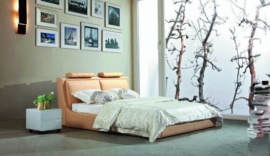 VIG Modrest 702X Eco-leather Bed Available Online in Dallas Fort Worth Texas