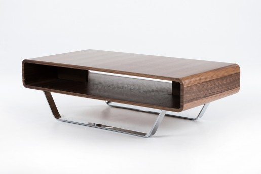 VIG Avis Walnut Matte Coffee Table Available Online In Dallas Fort Worth  Texas