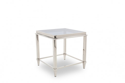 VIG Agar Glass End Table Available Online In Dallas Fort Worth Texas