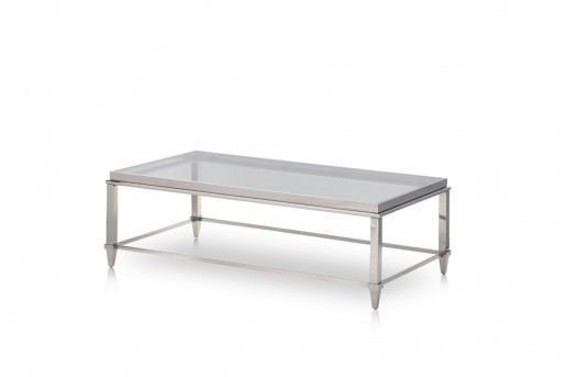 VIG Agar Glass Coffee Table Available Online In Dallas Fort Worth Texas