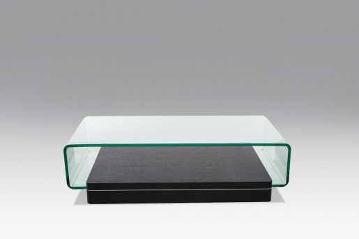 Great VIG Vitro Glass And Black Coffee Table Available Online In Dallas Fort  Worth Texas